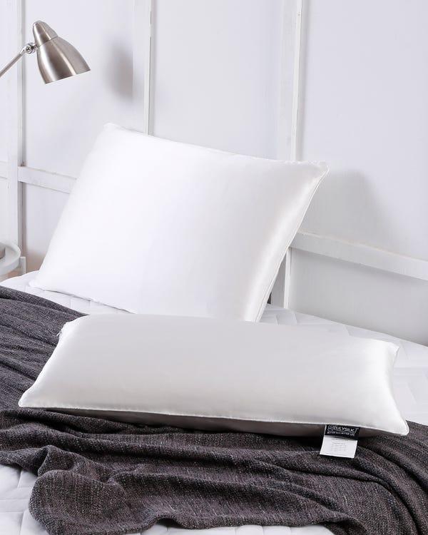 シルク枕 表地:シルク ワイド
