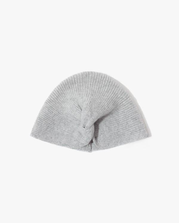 上品 エキゾチック結び カシミア帽子