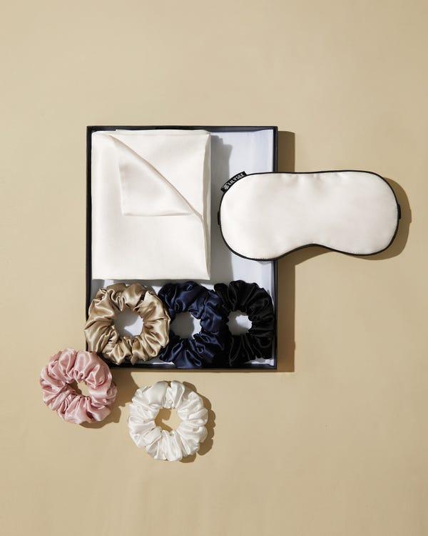 渡辺直美さんおススメ!人気売れ筋商品!19匁天然シルク100%ナイトキャップ お休みキャップ 就寝用帽子 フリル付き