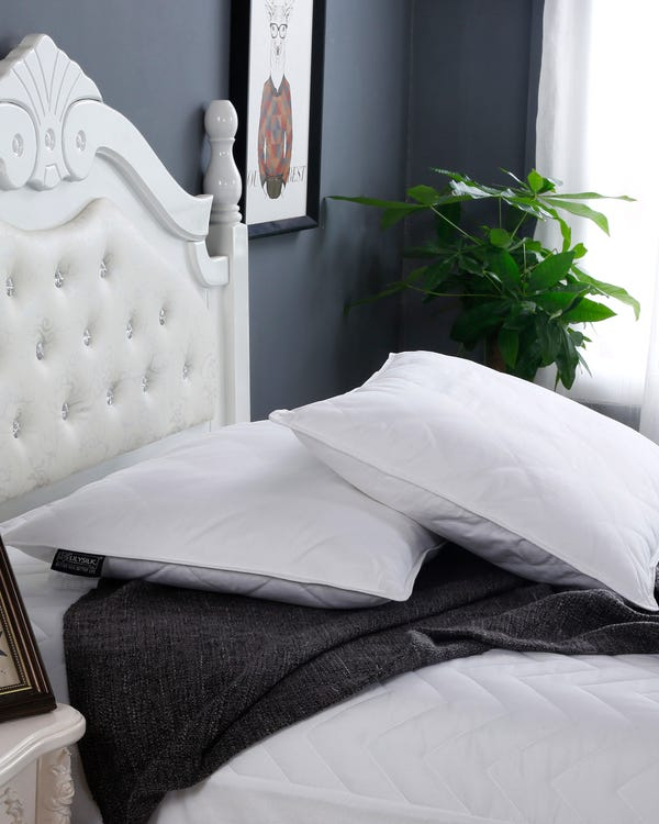 超熟睡 シルク枕  表地:コットン 裏地:シルク ソフトタイプ