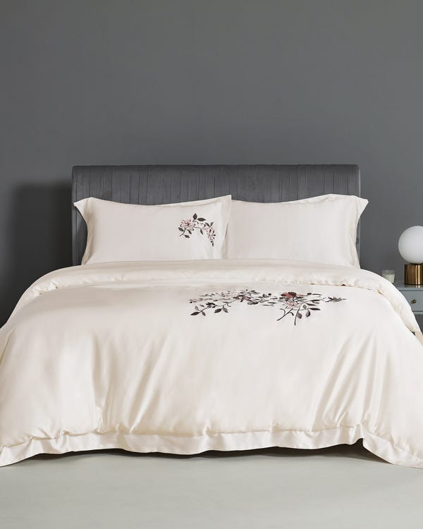 19 Momme Seamless Silk Sheets Set-hover