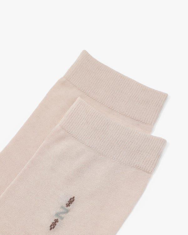 2 Pack Skin-friendly Men's Silk Socks