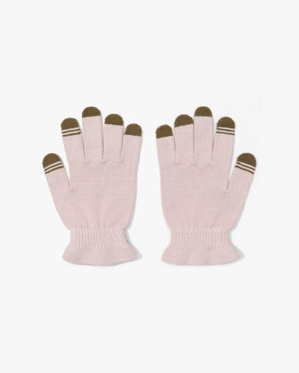 Silk Touchscreen Warm Gloves For Women