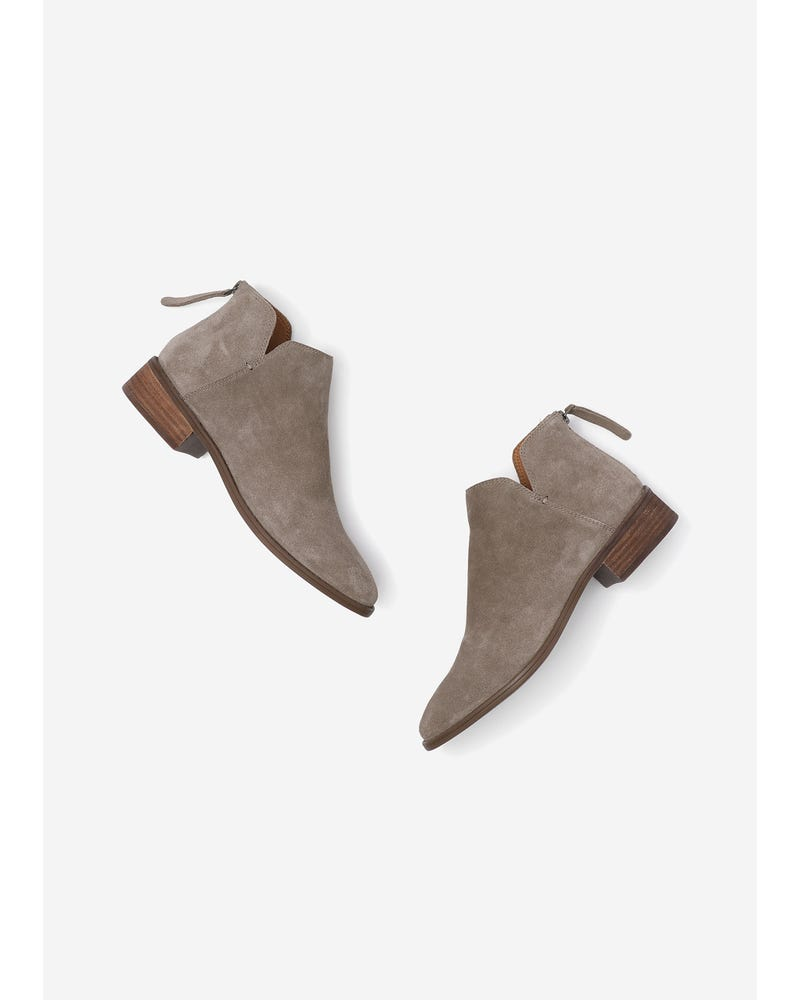 The Suede Boots