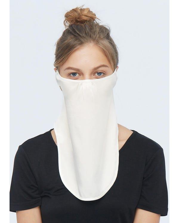 Breathable Sun Protection Silk Face Mask