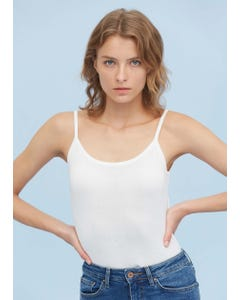 Classic Daily Silk Knitted Camisole