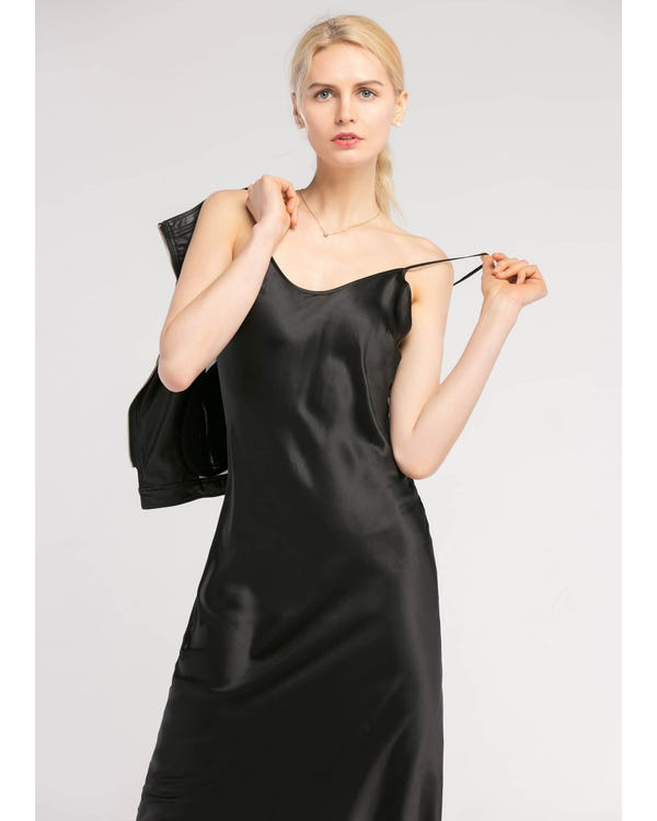 For All Occasions in  Silk Cami Dress-hover