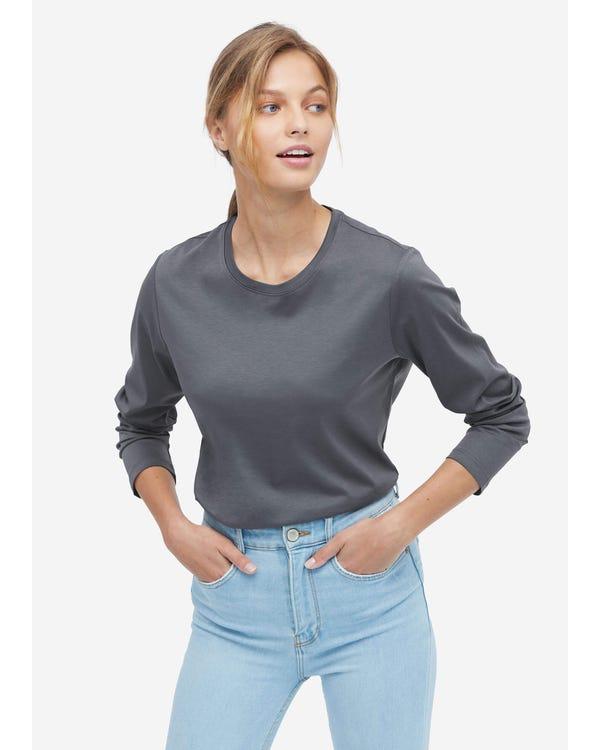 カジュアル 着心地よい Tシャツ